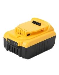 Dewalt DCB140, DCB141, DCB142, DCB143 Power Tool Battery, 14.4 Volt 6.0 Ah