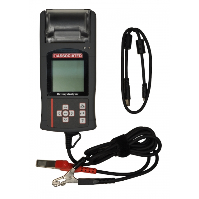 Associated Equipment 12-1015 Battery and Electrical System Tester.