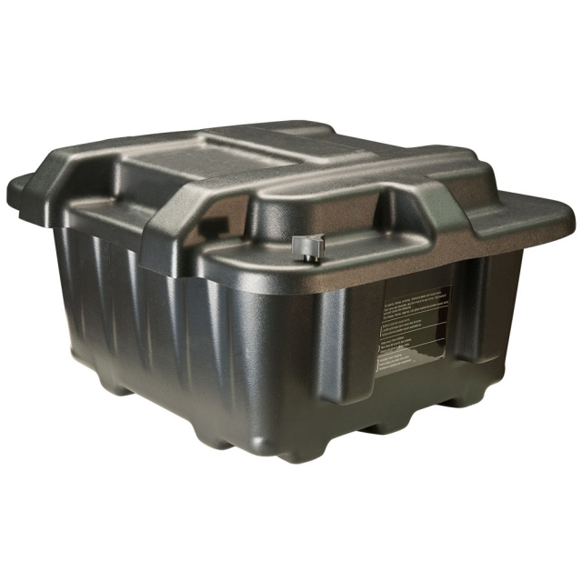 Fits two Group Size 27 or Group Size 31 batteries. Perfect for marine, commercial, industrial, stand-by and agricultural vehicles and equipment.