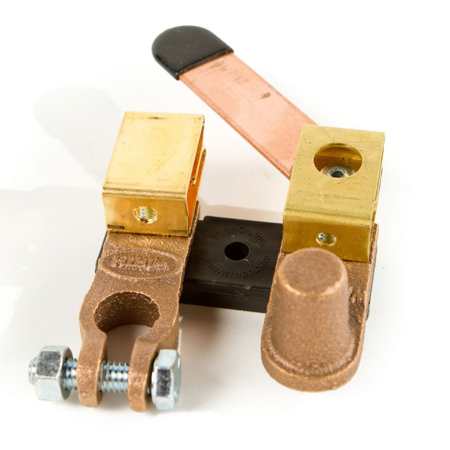 Top Post Low Profile Knife / Blade switch - 20108