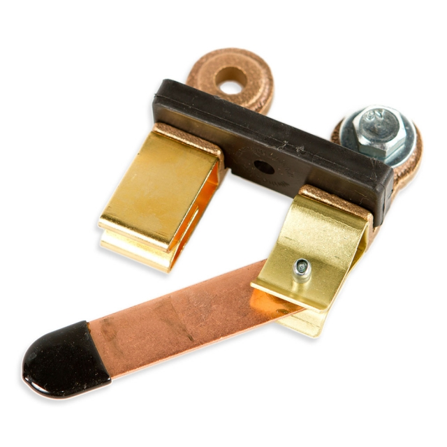 Side Terminal Battery Knife Switch