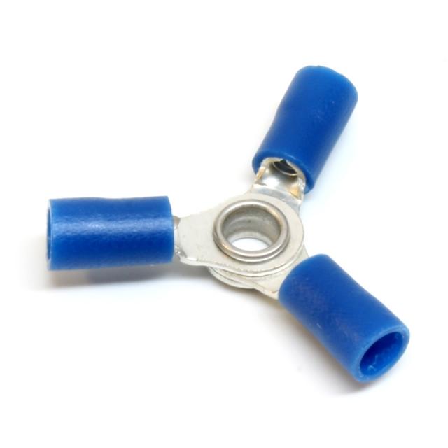 3-Way 16-14 Gauge Wire Connector