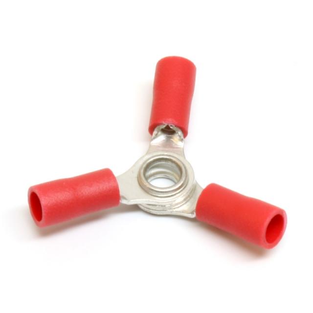3-Way 22-18 Gauge Wire Connector