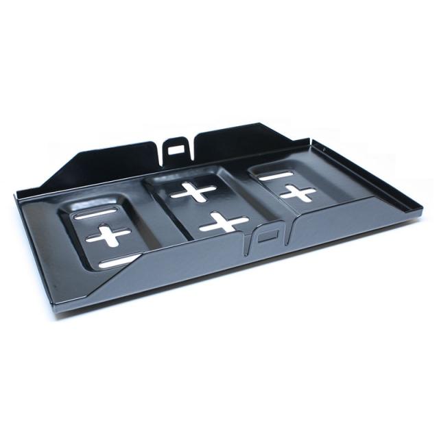 """Steel Battery Tray 13"""""""