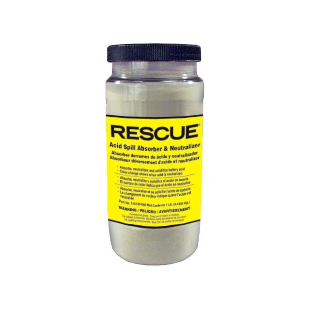 Battery Acid Absorber and Neutralizer 1 Lb Jar