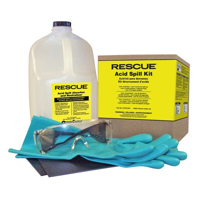 2 Gallon Battery Acid Spill Kit