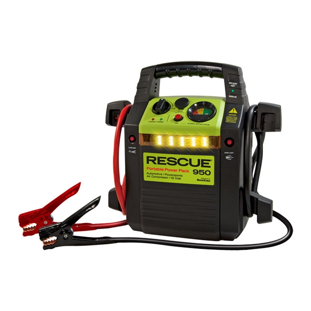 Rescue Pack 950 Jump Starter Pack