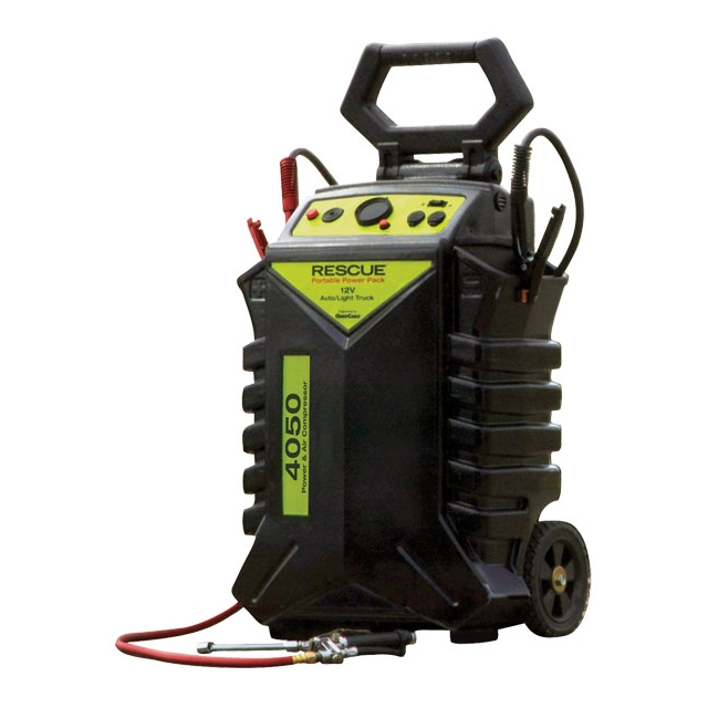 Rescue Pack 4050 Extreme Duty Jump Starter