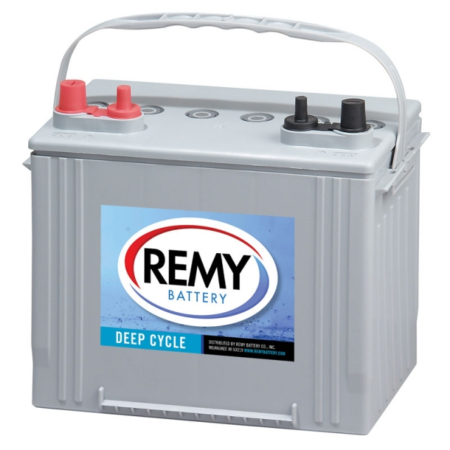 Deka 8G24M Group Size 24 Gel Cell Deep Cycle Marine Battery
