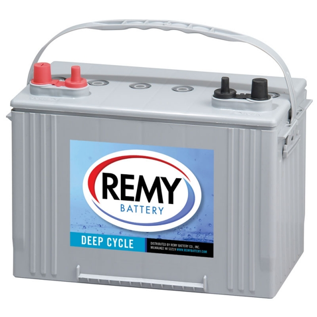 Deka 8G27M Group Size 27 Marine Deep Cycle Gel Cell Battery