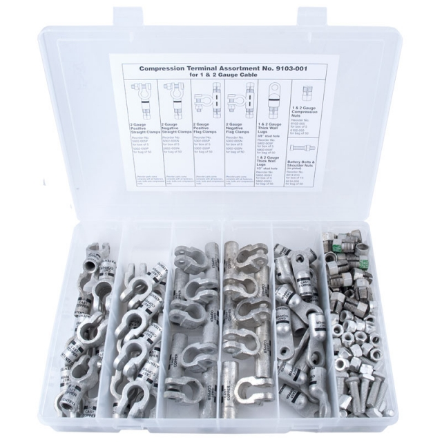 Compression Connector Kit