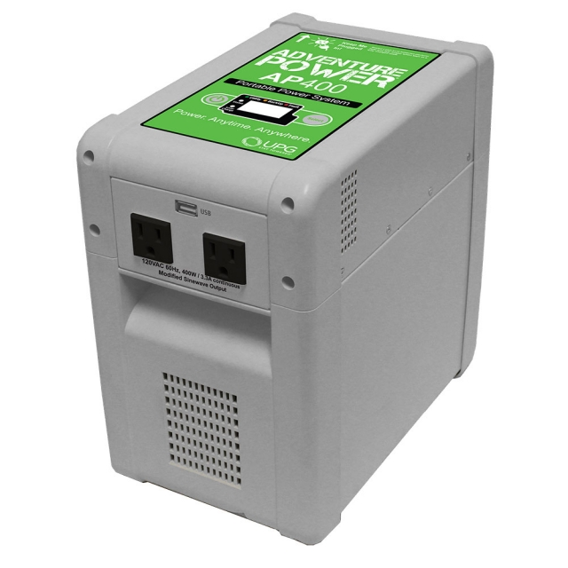 Adventure Power AP400 Portable Power System, 400 Watt