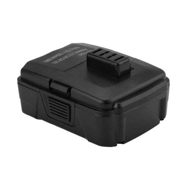 AEG BS12CA Power Tool Battery, 12 Volts 1.5 Ah