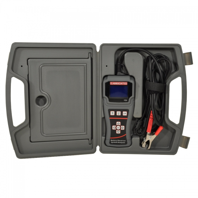 Associated Equipment 12-1012 Battery Tester and Electrical System Analyzer