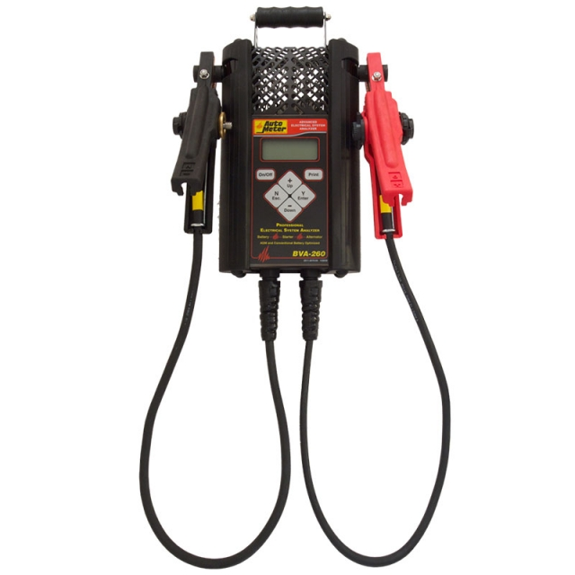 Auto Meter BVA-260 Battery Tester