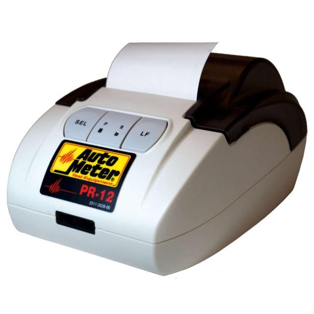 AutoMeter PR-12 Thermal Printer