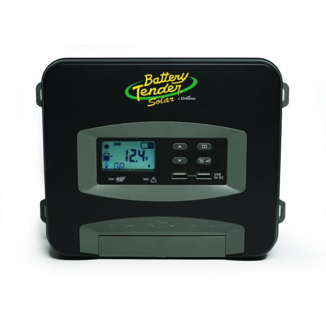 Battery Tender 50 Amp 12V/24V/36V/48V Solar Charge Controller