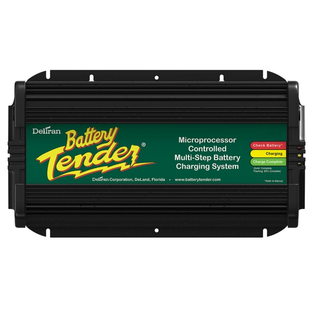 Battery Tender 022-0180 12 Volt, 20 Amp Industrial Battery Charger.