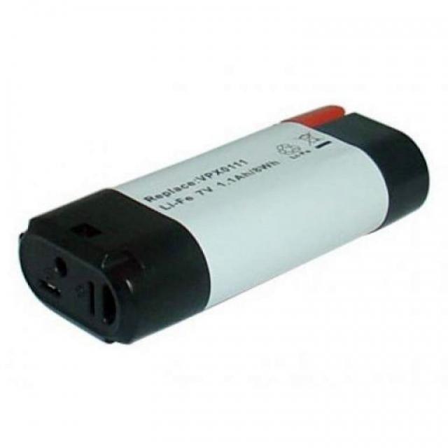 Black & Decker VPX0111 Power Tool Battery, 7 Volt 1.1 Ah