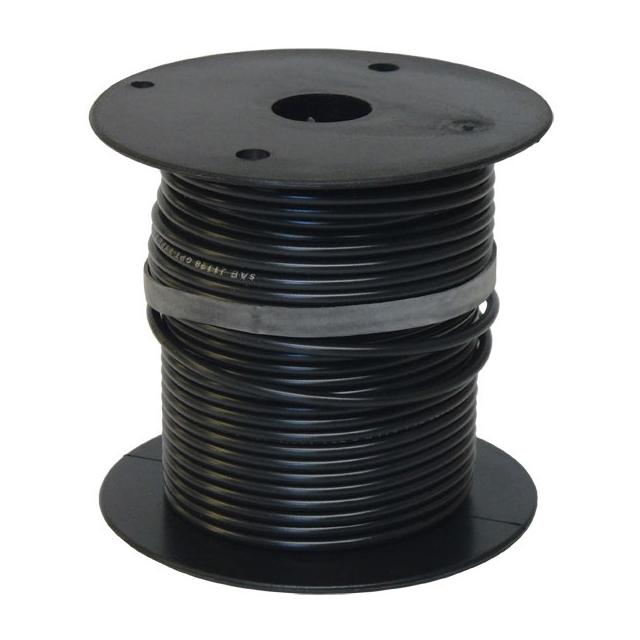 18 Gauge Black Wire - General Purpose Primary Wire