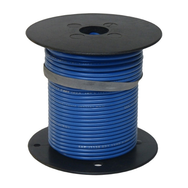 14 Gauge Blue Wire - General Purpose Primary Wire
