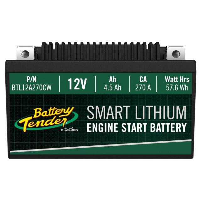 Battery Tender 8-12 Ah Lithium Battery