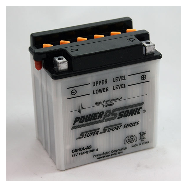 YB10L-A2 / CB10L-A2 High Performance Power Sports Battery
