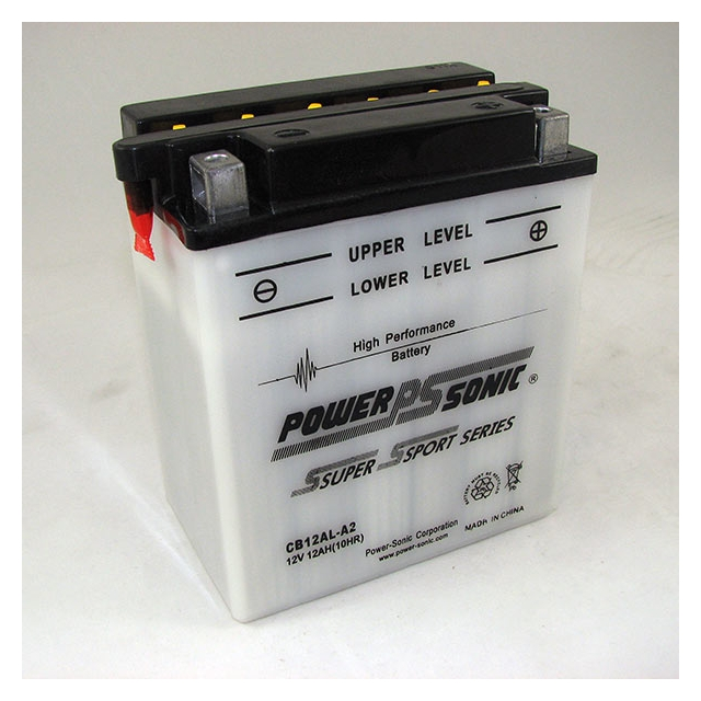YB12AL-A2 / CB12AL-A2 High Performance Power Sports Battery