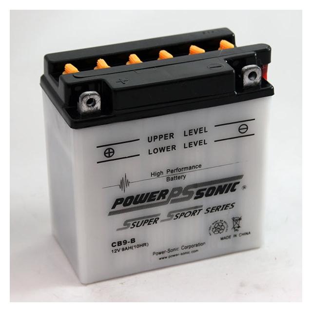 YB9-B / CB9-B High Performance Power Sports Battery