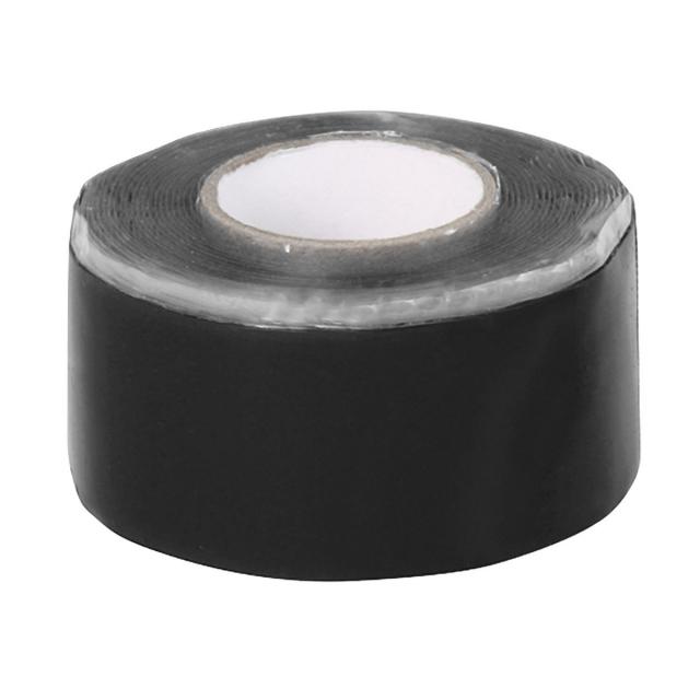 Deka self fusing automotive tape, black 04367.