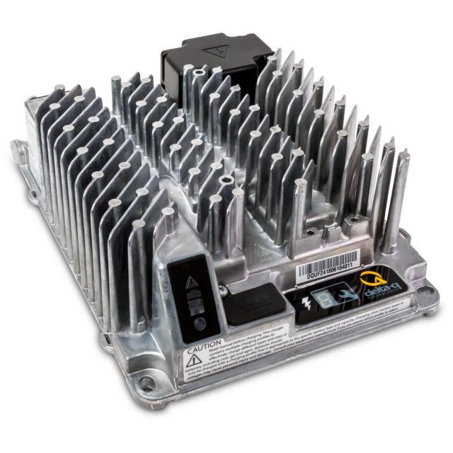 Delta-Q IC650 48 Volt 13.5 Amp Battery Charger, COMM Unit