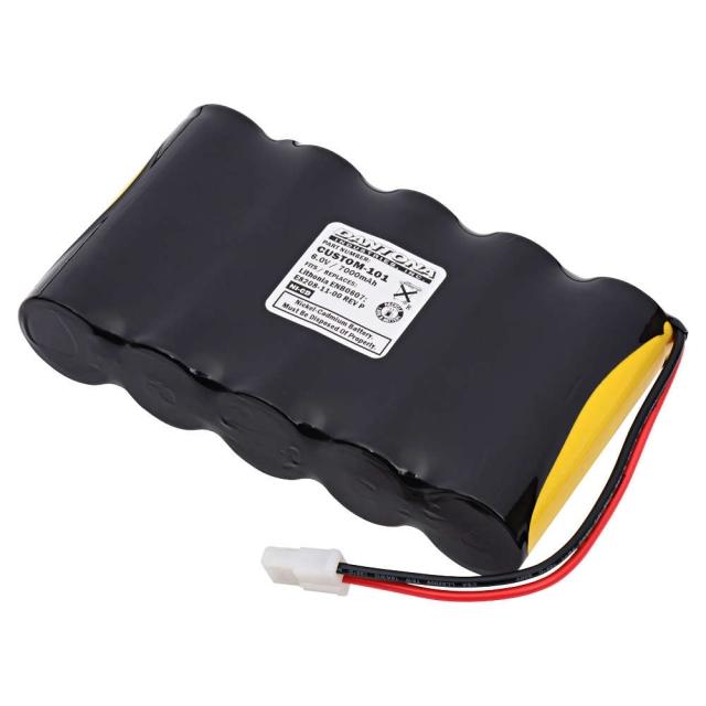 Dual-Lite 12-802 Emergency Lighting Battery