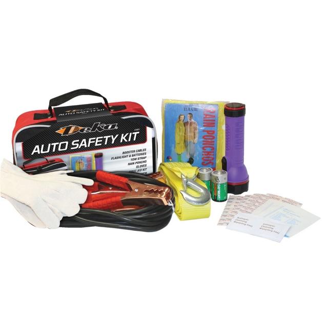 Deka Emergency Roadside Safety Kit