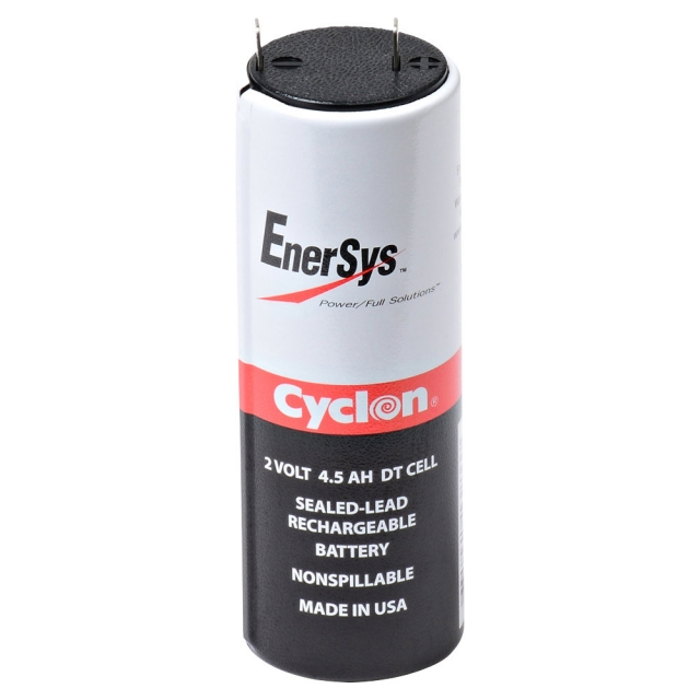 Enersys Cyclon DT Cell Rechargeable Battery, 2 Volt 4.5 Ah