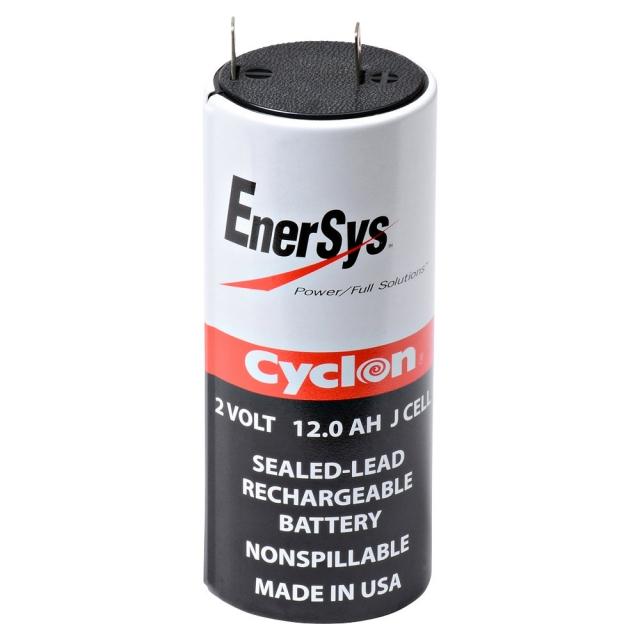 Enersys CYCLON-J 2 Volt 12.0 Ah X Cell Sealed Lead Acid Battery