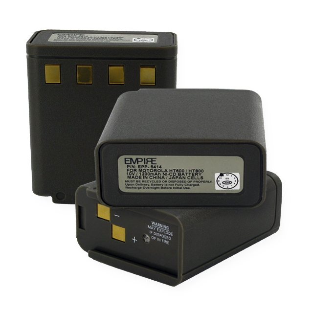 Motorola NTN5414A Two Way Radio Battery