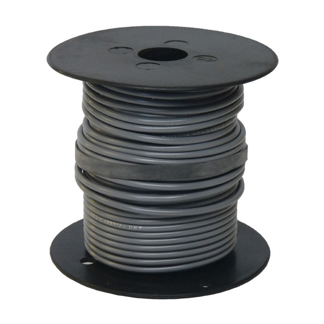 14 Gauge Gray Wire - General Purpose Primary Wire