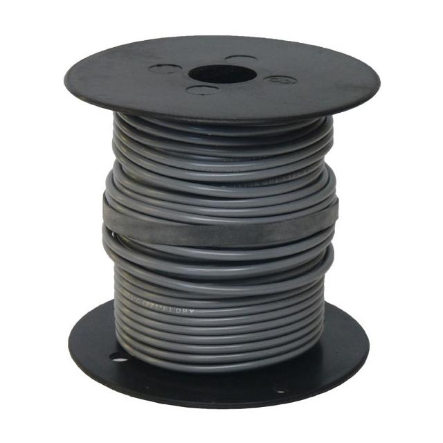 12 Gauge Gray Wire - General Purpose Primary Wire