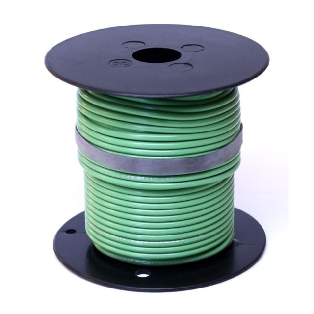 18 Gauge Green Wire - General Purpose Primary Wire