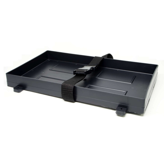 Group 27 Battery Tray, Plastic