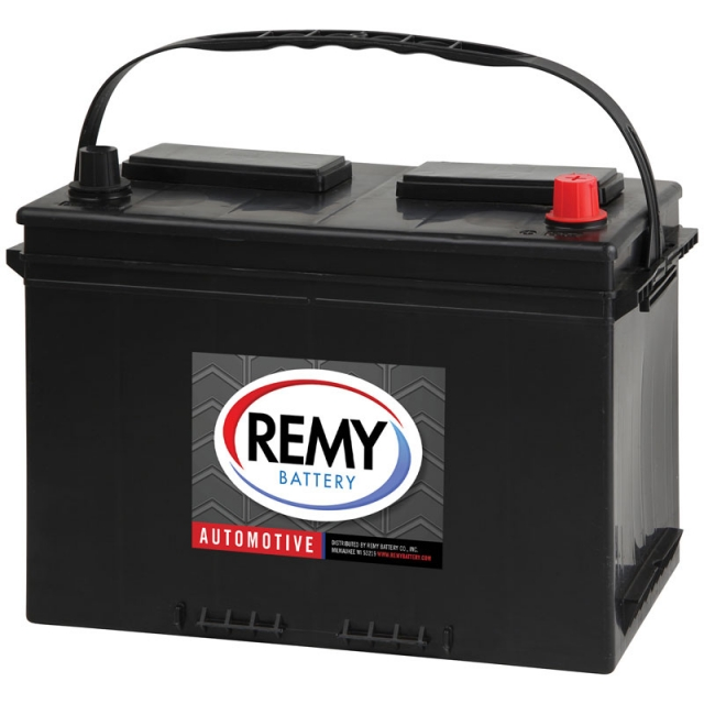 Group Size 27F Battery