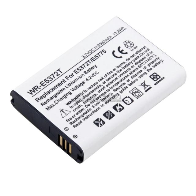 Huawei E5372T, E5775, GL06P Mobile Hotspot Battery