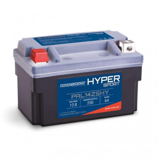 Hyper Sport PAL14ZSHY Lithium Power Sports Battery