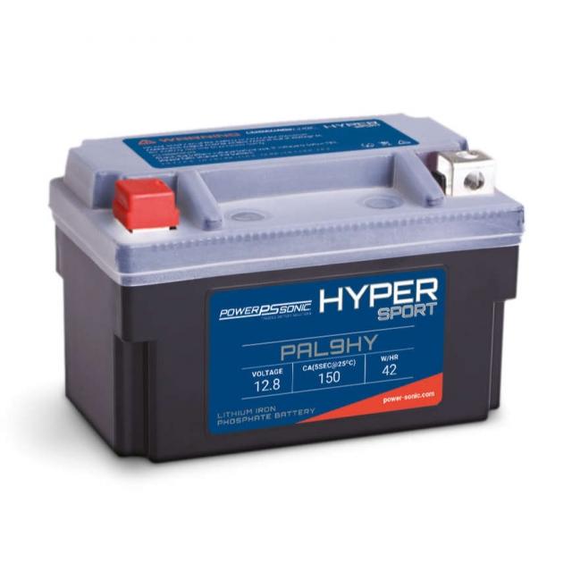 Hyper Sport PAL9HY Lithium Power Sports Battery