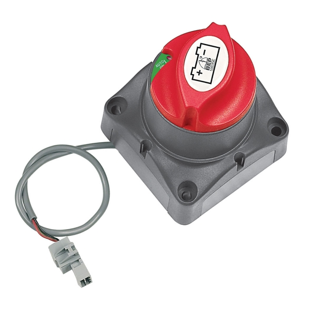 Marinco BEP 701-MD Remote Operated Battery Master Disconnect Switch