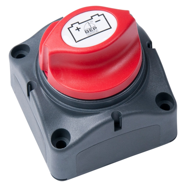 Marinco BEP 701 Contour Master Battery Switch