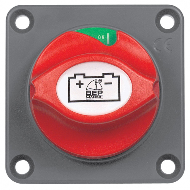 Marinco BEP 701-PM Panel Mount Master Battery Switch