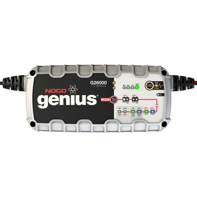 NOCO Genius G26000 Battery Charger
