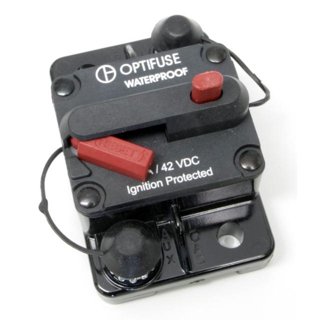 100 Amp Circuit Breaker, Waterproof