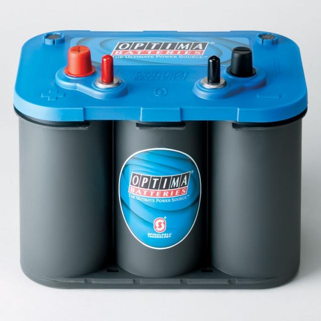 Optima 34M-1050 Blue Top Starting Battery